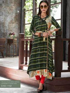 117aac4227 Fashion Designer Kurtis Online, Designer Gowns, Party Wear Kurtis, Trendy  Collection, Designer