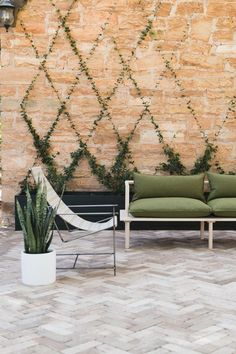 Outdoor Patio DIY For DIY enthusiast Mandi Gubler, all it took to create an outdoor seating area was