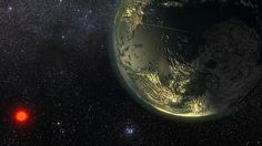One of the official candidates circles the star GJ 411 (also known as Lalande 21185), which lies just 8.3 light-years from the sun. The possible GJ 411 planet is at least 3.8 times more massive than Earth, and it's probably too hot to be habitable, study team members said. The candidate world lies quite close to the star, completing one orbit every 10 Earth days.