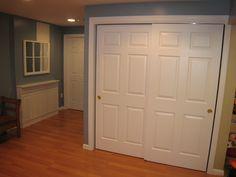 Merveilleux Types Of Sliding Closet Doors