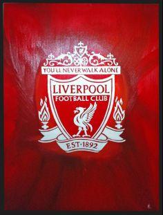 Bestilling til Liverpool fan Liverpool Fans, Liverpool Football Club, Lighting Logo, You'll Never Walk Alone, Iphone Wallpaper, Wallpapers, Wallpaper, Backgrounds