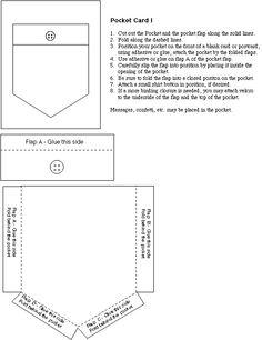 Zany image regarding pocket pattern printable