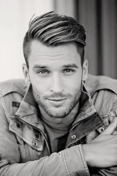 Dashing Hair Look For Men to Try this Year (45)