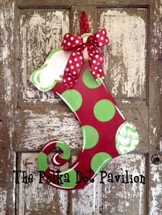 Whimsical Stocking
