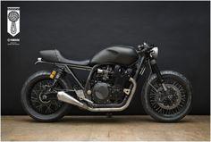 Yamaha XJR 1300 « Wrenchmonkees »