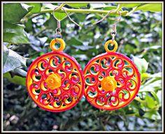 Trupti's Craft: Paper Quilling Jewelry