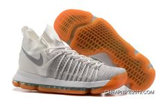 134719aedff New Style Nike Zoom Kd 9 Elite Ivory Pale Grey-Ivory