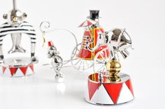 Alessi Circus ltd edition collection by Marcel Wanders - The Ballerina — available at Corifeo Brasschaat — www.corifeo.be