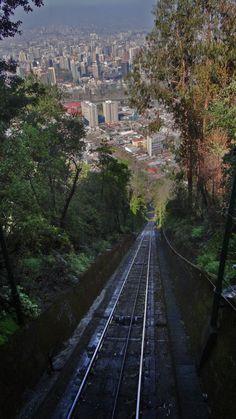 Funicular de Santiago - Chile
