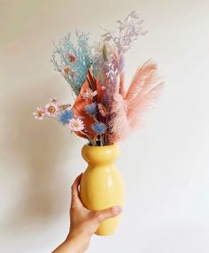"""Abigail Bell Vintage on Instagram: """"@luloandly_floralstudio arrangement in an ABV vase via @meghancollura 💚"""" Dear Future, Dandelion, Jewelry Accessories, Vase, Photo And Video, Clothes For Women, Future House, Flowers, Plants"""