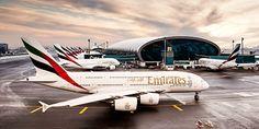 Dozens of of Emirates At Dubai Terminal Aircraft Wallpaper 4033 Tens of Airbus of Emirates aircraft while parked at Dubai. Emirates Airline, Emirates Flights, Airport Jobs, Dubai Airport, Dubai City, Dubai Uae, A380 Aircraft, Airbus A380, Planes
