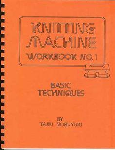 Diana sullivan machine knitting books