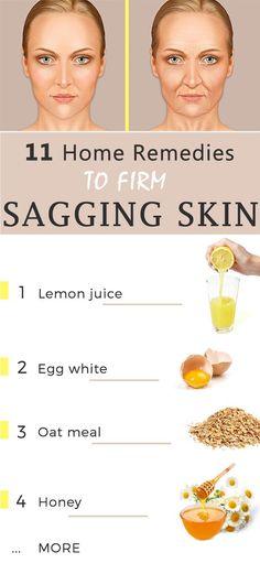 11 remedios caseros para la piel flácida