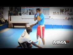 Video Aula - Peter Venâncio - Movimentos Básicos do Boxe - YouTube