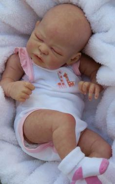 SOLE Quinlynn by Laura lee Eagles...now Baby Harlow!