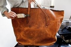 my ideal leather bag