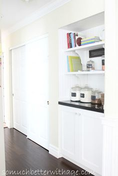 kitchen office wwwsomuchbetterwithagecom kitchen office cabinet. Closet Turned Butler Pantry Www.somuchbetterwithage.com Kitchen Office Wwwsomuchbetterwithagecom Cabinet