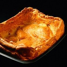 Yorkshire Pudding - A classic Yorkshire pudding is not difficult to make provided you have the right recipe, the right size tin and the right oven temperature.