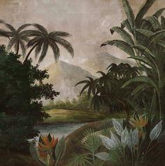 Paysages colorés - Tana - couleur 420x235 - ultra mat
