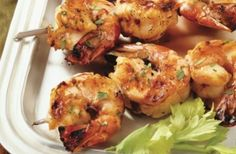 Check out this delicious recipe for Sweet and Spicy Shrimp Kabobs from Weber—the world's number one authority in grilling.