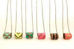 Bead Necklace (More Colors)