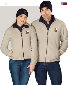Branded Jackets for Staff and corporate clothing jacket suppliers