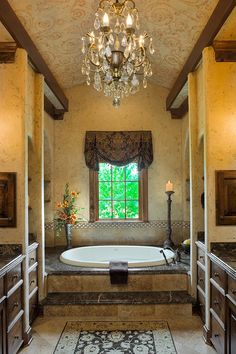 Tuscan design – Mediterranean Home Decor Home, Tuscan Bathroom Decor, Tuscan Decorating, Mediterranean Home Decor, Tuscan Design, World Decor, Tuscan Bathroom, Bathroom Decor, Beautiful Bathrooms
