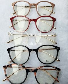 Top nude pair YES, clear pair please bring them here! Glasses Frames Trendy, Cool Glasses, New Glasses, Dior Eyeglasses, Eyeglasses For Women, Glasses Trends, Lunette Style, Fashion Eye Glasses, Sunglass Frames