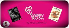 ALEGRIA DE VIVER E AMAR O QUE É BOM!!: [DIVULGAÇÃO DE SORTEIOS] - [Promo] Outubro Rosa