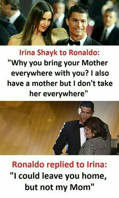 Hands off 2 u.understand being a great player he is still loving his mom.who sacrificed many thing for our current Cr True Interesting Facts, Interesting Facts About World, Intresting Facts, Real Life Quotes, Reality Quotes, True Quotes, Qoutes, General Knowledge Facts, Knowledge Quotes