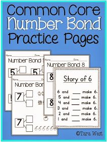 Little Minds at Work: Addition in Kinder! {freebies!}