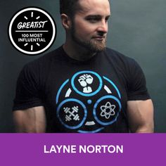 96. Layne Norton, Ph.D. #health #fitness #people #experts http://greatist.com/health/most-influential-health-fitness-people