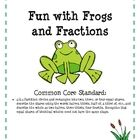 Fun with Frogs and Fractions
