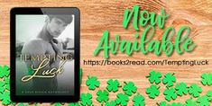 Bethany Lopez: Release Day: Tempting Luck Anthology and #Giveaway...