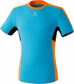 Erima - Camiseta azul de running #camiseta #realidadaumentada #ideas #regalo
