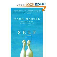 Self: Yann Martel (novel - 1997)