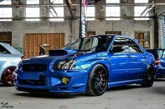 Beautiful wrx