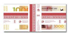 Маркетинговый билет Иркутского бизнес-клуба «Эквивалент» к 355-летию г. Иркутска, 2016