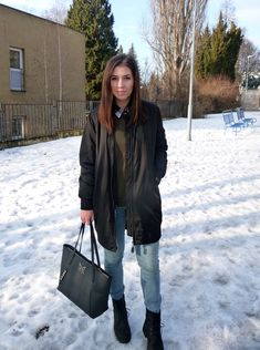Everythin Kate: OUTFIT: WINTER SUNNY DAYS