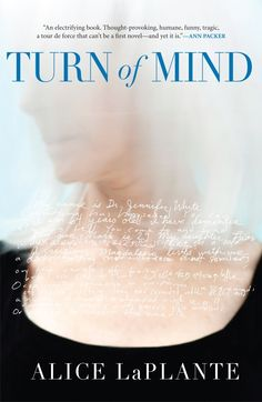 Turn of Mind-interesting look at Alzheimers from the patient's pov 2.5 out of 5 stars
