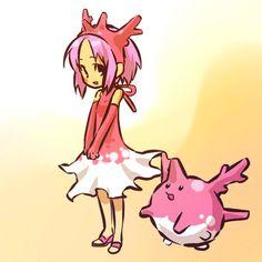 pokemon gijinka | Which Pokemon Gijinka pictures do you like the best?
