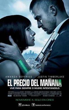 ver El precio del mañana (In Time) 2011 online descargar HD gratis español latino subtitulada