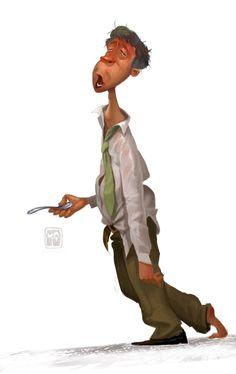 2D Award digital artist, character design and illustration @portfoliobox