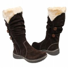 $75 Bare Traps Esha at Famous Footware-LOVE Bare Traps...sturdy, durable, comfy, and warm