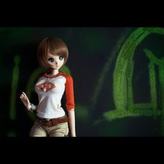 Mirai Suenaga Smart Doll by morianne_