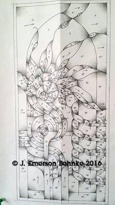 Pattern1 by JustinBehnkeStudio on Etsy