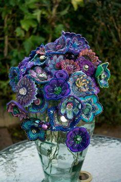 Button Flowers, Felt Flowers, Diy Flowers, Beaded Flowers, Crochet Flowers, Fabric Flowers, Order Flowers, Bouquet Flowers, Felt Crafts