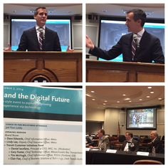 Exciting day with Los Angeles Mayor Eric Garcetti and others examining how to leverage transportation & technology  #metrotechla #metrorocks Eric Garcetti, Transportation Technology, World's Fair, The Fosters