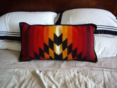 This is a great looking wool pillow that will bring warmth to any room. Wool Pillows, Bed Pillows, Pendleton Pillow, Pillow Forms, Decorative Pillows, Pillow Cases, Stuff To Buy, Ebay, Things To Sell