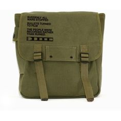 Film v. Bullet Backpack, Canvas Backpack, Rucksack, Travel Backpack,... ($36) ❤ liked on Polyvore featuring bags, backpacks, backpack, accessories, rucksack camera bag, laptop camera bag, green camera bag, canvas rucksack and laptop backpack